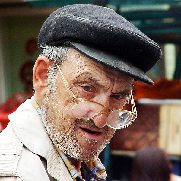 Der alte Mann...