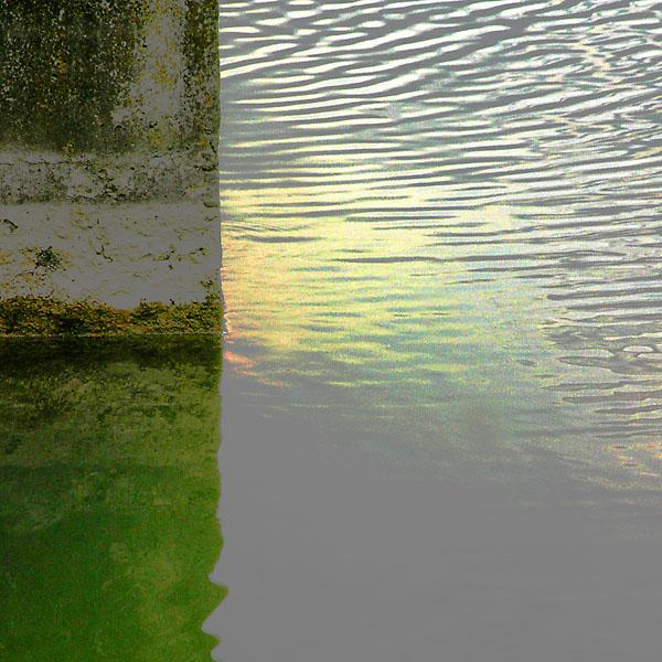 Entscheunigtes Wasser