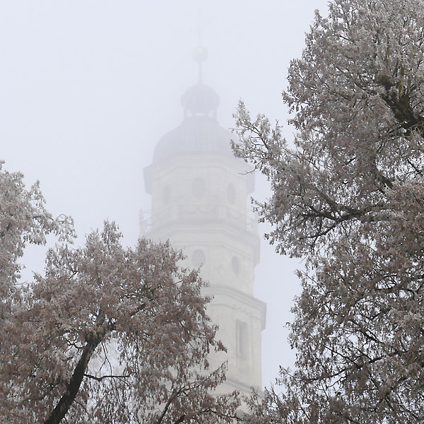 Sonntagmorgen im Nebel