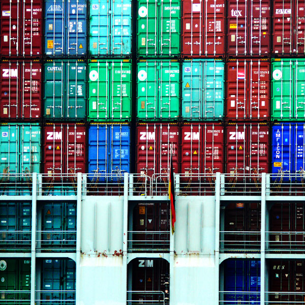 Containerfracht